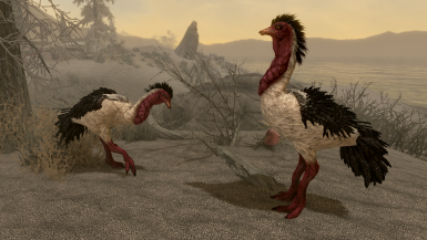 Fellrunners- Mihail Monsters and Animals (mihail immersive add-ons - hammerfell- ESO)