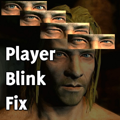 Player Blink Fix