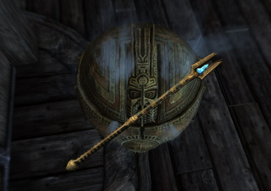 Aetherial Staff Summons Spheres Not Spiders