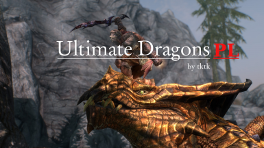 Ultimate Dragons - Polish translation
