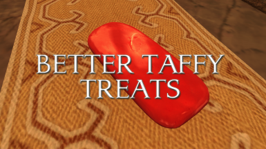 Better Taffy Treats