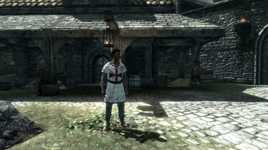 Templar Mourners Clothing Replacer At Skyrim Nexus Mods And Community