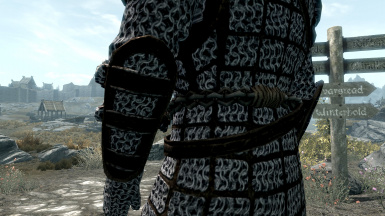 Dawnguard Chainmail Replacer