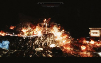 Enhanced wall of flames frost storm spells