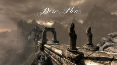Deus Mons - the Castle of Miraak