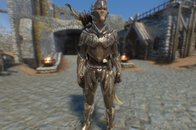 Truly light elven armor male   Coltrix 2