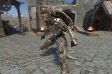 Truly light elven armor male   Coltrix 3