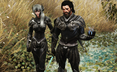 Truly light elven armor male   his1nightmare 3