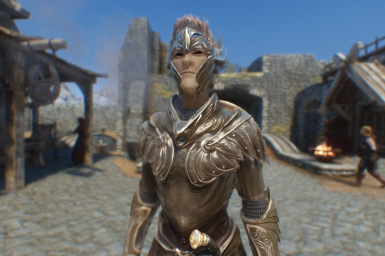 Truly light elven armor male   Coltrix 4