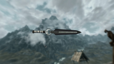 Retexture for Nightingale Dagger and Fix Item name