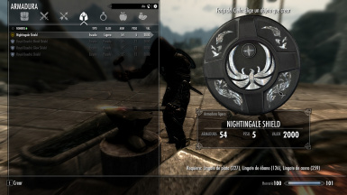 Shield name after