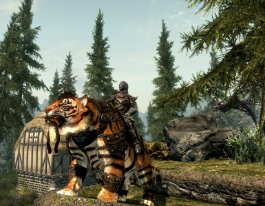 Leather Armored Tiger