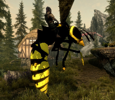 New Giant Wasp