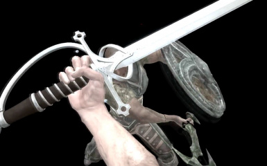 Parry Onehanded