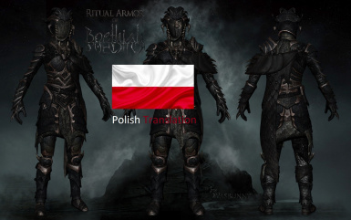 Ritual Armor of Boethiah - Polish Translation