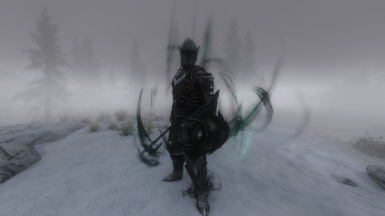 The Daedric Artifact Series - Ebony Mail