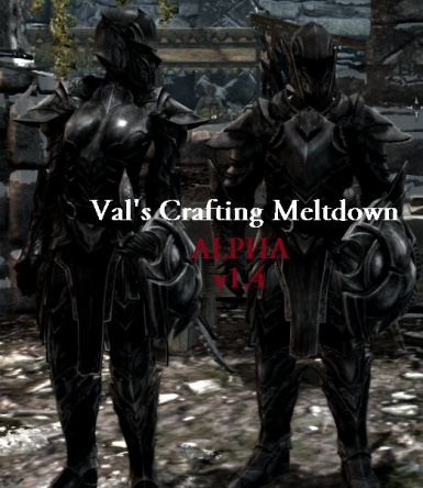 Vals Crafting Meltdown Alpha - Melting Smelting and Fletchin