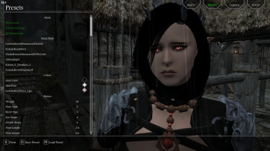 The Lady Devil (ELF) for Racemenu preset