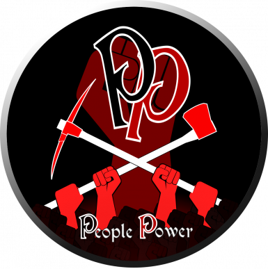 People Power - Two-Handed Pickaxe and Woodcutter's Axe