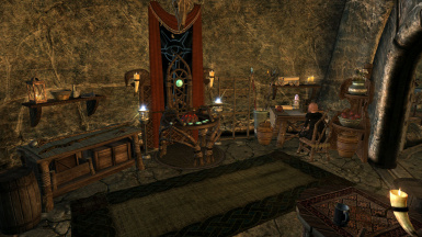 Severin Manor Crafting Room