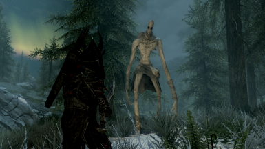 slender man halloween special mihail immersive add ons at skyrim