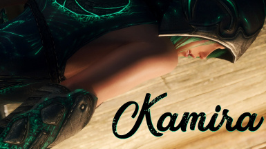 Kamira - A Fully Voiced Companion