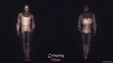 Crisping Male