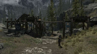 New Eastmarch Southeastern Border