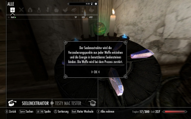 Enchanting Tools Expanded (Deutsch)
