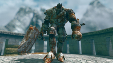 Iron Golem -Mihail Monsters and Animals (mihail immersive