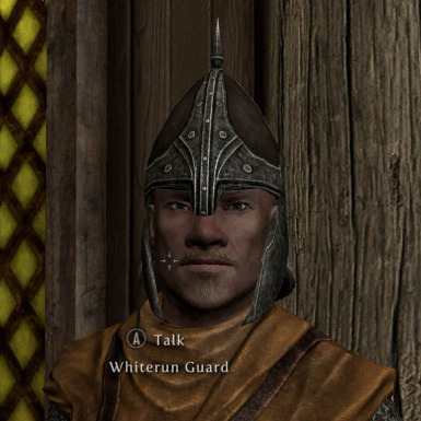 Not all new guards are female