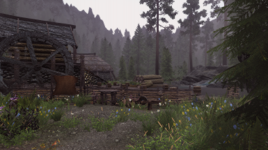 House Of A Lone Hunter