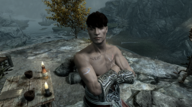 Brother Kody Companion_Forever Immortalized In Skyrim