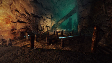 Inside Labyrinthian