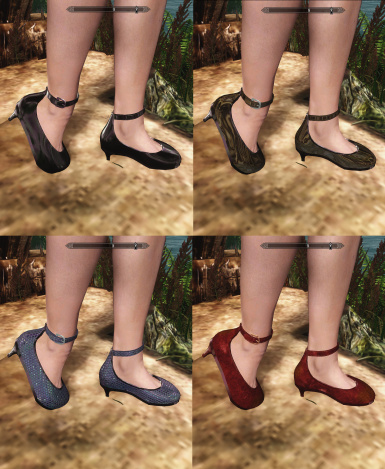 Casual shoes type A CBBE