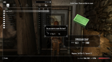 how to create mod skyrim