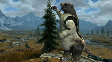 Giant Sloths and Glyptodonts- Mihail Monsters and Animals (mihail immersive add-ons- megafauna)
