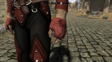 2K Dark Brotherhood Gear Retexture
