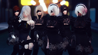 GK YoRHa Followers Ver.1.5