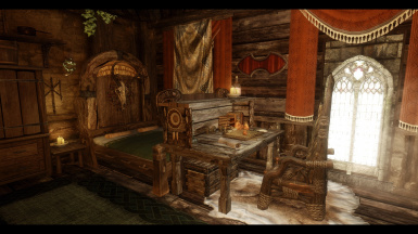 ClefJ's Darkwater Crossing - Player home