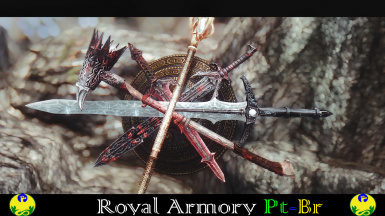 Traducao Pt Br Royal Armory - New Artifacts