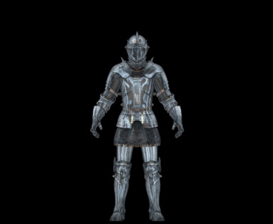 Female Knight front version 1.2