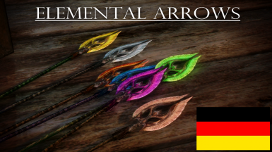 Elemental Arrows Deutsch 2.1.2