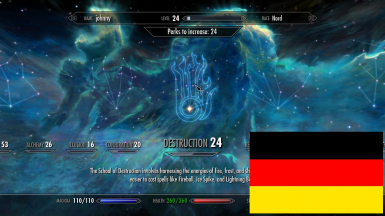 Extra Level Perk Points and DragonSouls to Perk Points Deutsch 2.2