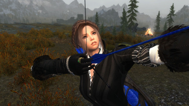 Taking Aim by Laoshan99 (no ENB)