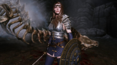 Girl's Heavy Armors at Skyrim Nexus - mods and community
