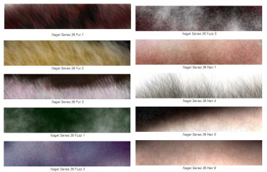 Dave Nagel Photoshop and Illustrator Brushes Collection