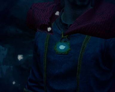 Time Stone location clue