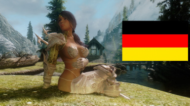 TERA Armor Collection CBBE Deutsch 1.3