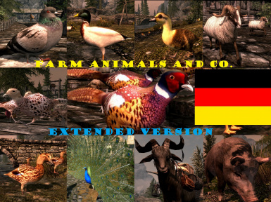 Farm Animals and Co. Extended version Deutsch 4.1.1